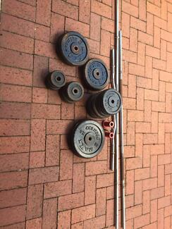 Weight Discs and Equipment