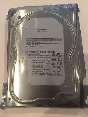 WESTERN DIGITAL 40 GB 7200 RPM 3.5 IDE PATA DESKTOP HARD DRIVE BRAND NEW