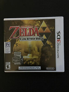 Zelda: A Link Between Worlds - 30$