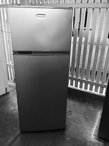 Simpson Stainless Fridge / Freezer with 3 Months Warranty + Del Kangaroo Point Brisbane South East Preview