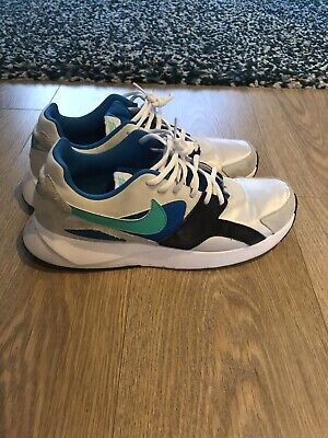 NIKE PANTHEOS TRAINERS  UK SIZE 9. VINTAGE STYLE . GOOD CONDITION