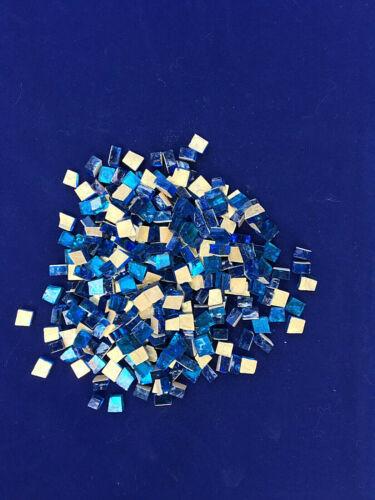 24 ct. Mosaic Gold Smalti pieces for Art Mosaics 1 Lb.