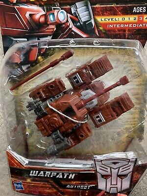 Transformers Generations Classics WARPATH MOC