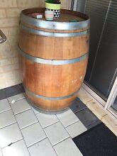 Wine barrel Baldivis Rockingham Area Preview