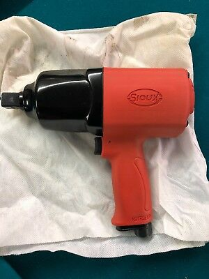 Sioux Force 34 Air Impact Gun Wrench Brand New 5375ap Nib Pneumatic Tool