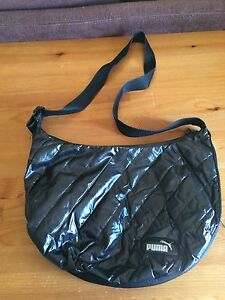 Gently used Puma cross body bag