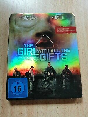 The Girl with all the Gifts - Blu-ray  - Glenn Close - mit Schuber