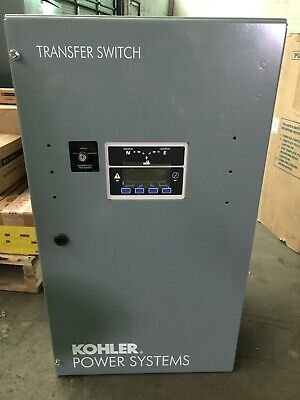 Kohler 100 Amp Automatic Transfer Switch Model K1 Kss