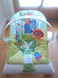 Fisher Price Baby Bouncer Rocking Vibrations Bendigo Bendigo City Preview