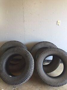 Bridgestone Duller P265/65 r18