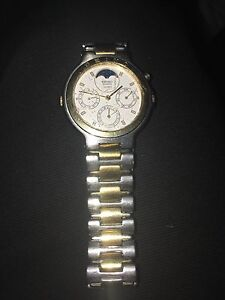 Men's designer watch Seiko