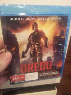 """Dredd"" 2013 Blu-ray West Leederville Cambridge Area Preview"
