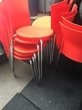 Cafe tables and chairs Woolloongabba Brisbane South West Preview