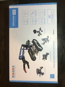 Makeblock 90040 Ultimate 2.0 10-in-1 Robot Kit