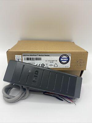 Hid 5365cgp00 Miniprox Proximity Card Reader