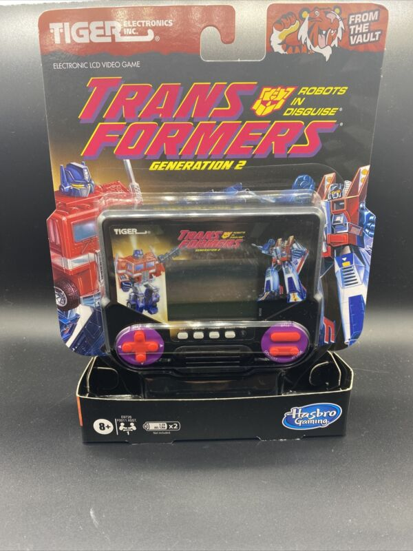 Hasbro (E9728) - Tiger Electronics Transformers Robots in Disguise Generation 2
