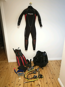 Oceanic scuba diving equipment Georgetown Newcastle Area Preview