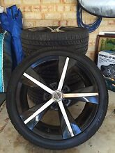 """18"""" inch ROH International Wheels/Mags & Tyres Edgewater Joondalup Area Preview"""