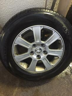 Holden Commodore VE******2012 Aloy Wheels Punchbowl Launceston Area Preview