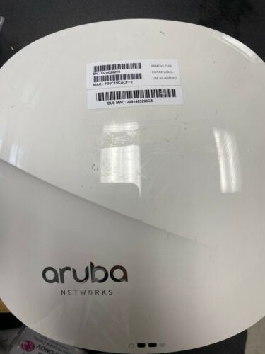 Aruba AP-325 320 Series Wireless Access Point - White