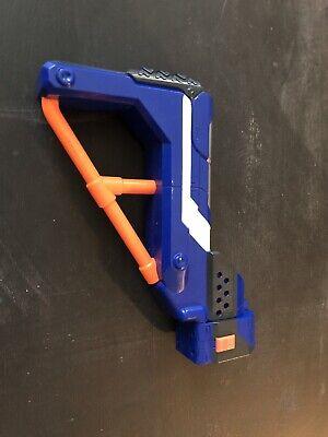 Nerf N-Strike Elite Butt Stock Blue White orange Nerf Accessory Hasbro C-044A