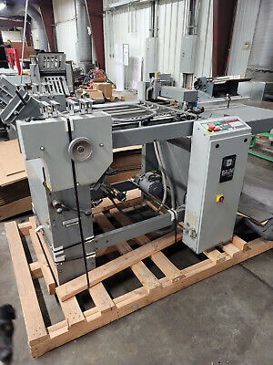 Baum Folder 2020 With Right Angle