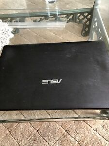 "Asus black K53SV 15"" laptop. (Upgraded)"