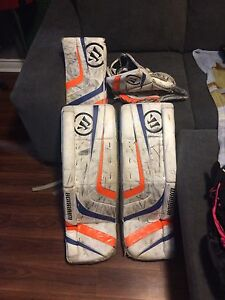 Warrior Goalie Gear