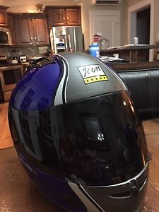 Icon alliance ss helmet