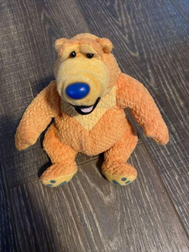 Bear In The Big Blue House 6 1/2 Bean Bag Plush Stuffed Animal Toy - $16.99