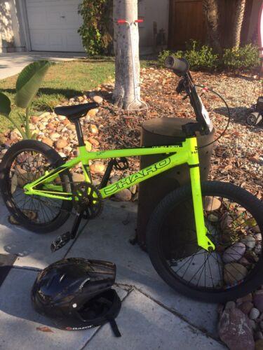 Haro BMX Highlighter Yellow Bike