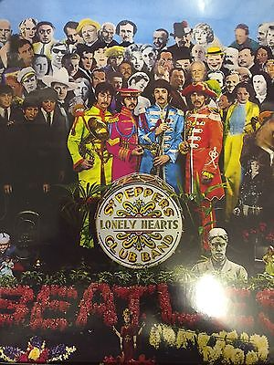 The Beatles -  Sgt Peppers  Record Vinyl  New Sealed 180g