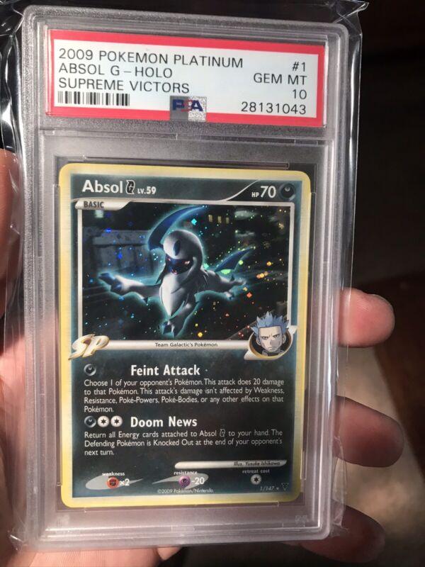 Cosmic Eclipse Absol 133//236 Uncommon NM 4x Pokemon SM