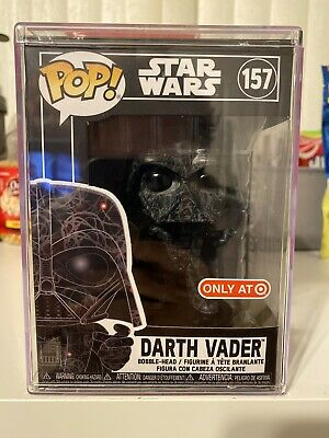 Funko Pop! Star Wars Darth Vader Futura #157 Target Exclusive