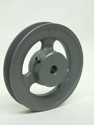 New Browning Bk55x12 Bore Single Groove Sheave Pulley Free Ship Lv