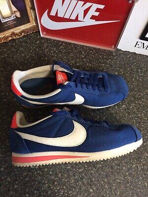 Nike Cortez Size 4 Uk