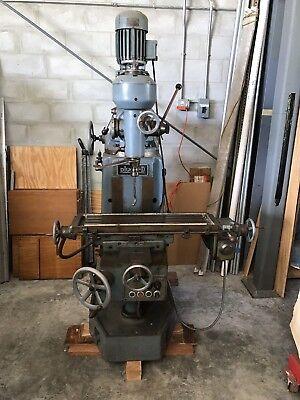Alzmetall Vertical Milling Machine
