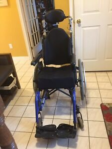 Lifestream XF manual Wheelchair