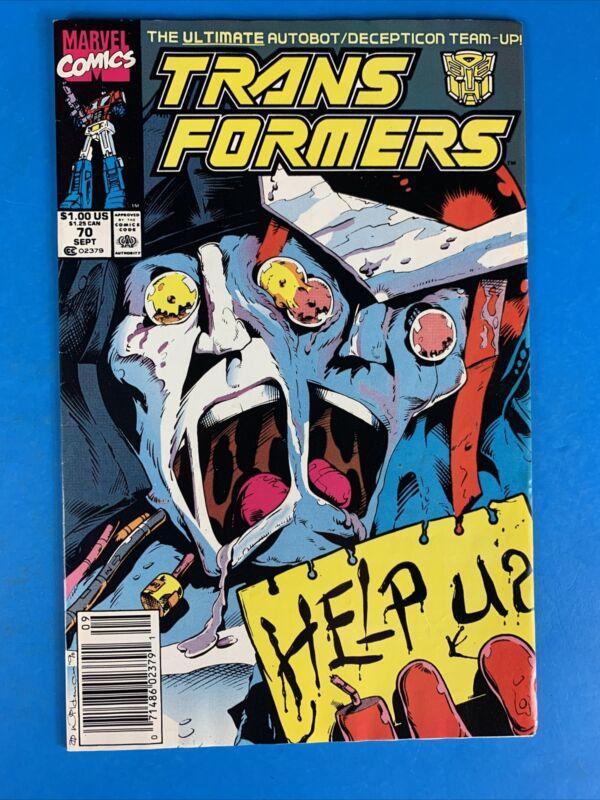 Transformers #70 (Origin of Cybertron & the Transformers)🔥🔥🔥
