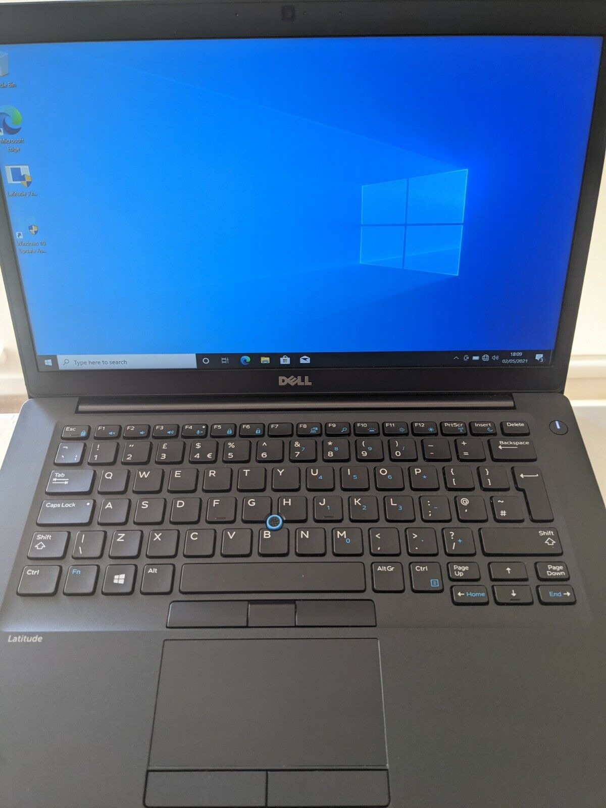 Laptop Windows - Dell Latitude 7480 - i7 CPU, 32GB RAM, 1TB SSD, Windows 10 Pro