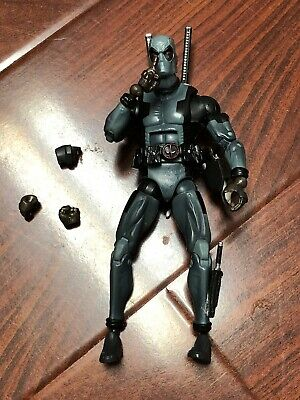 marvel legends xforce deadpool custom