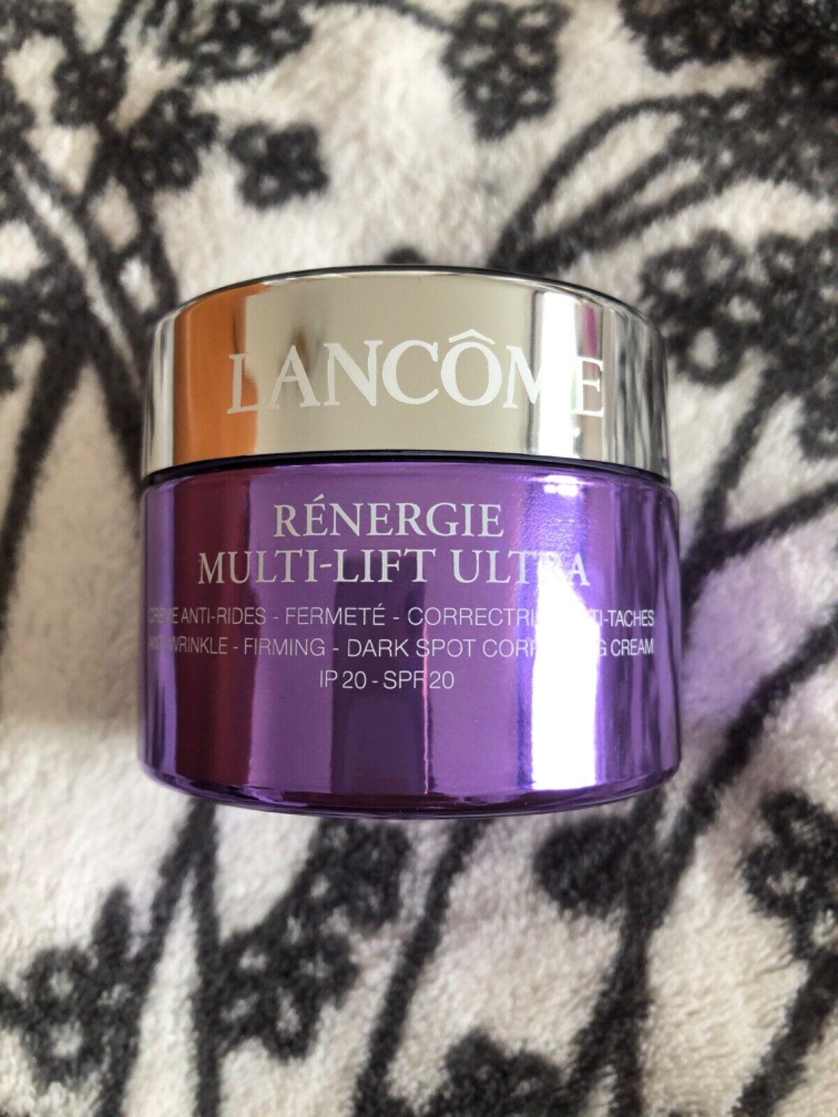 Lancôme  Renergie Multi-Lift ULTRA 50 ml Anti Wrinkle Cream SPF 20