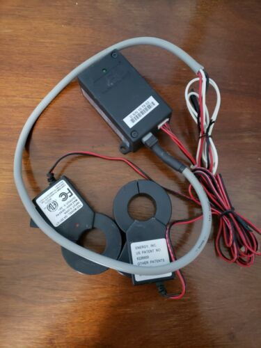 TED The Energy Detective Model 5000 MTU and QX-201-CT Current Transformers