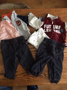 Boys 6mth clothing