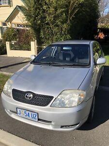 Very reliable 2002 Toyota Corrolla