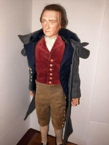 Thomas Jefferson Doll by U.S. Historical Society