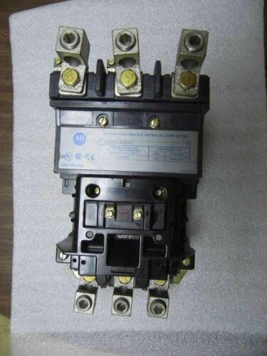 Allen-Bradley 200 Amp AC Contactor 120V Coil, 3Pole, 500FL-EOD93