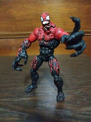 Marvel Legends Spider-man classic Toxin 6 inch action figure loose