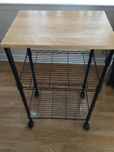 Kitchen stand on wheels Perfect Condition