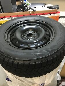 Pneus d'hiver/Winter tires/rims 265/60/18R Jeep Grand Cherokee